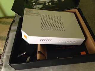 Router wi-fi casi sin uso