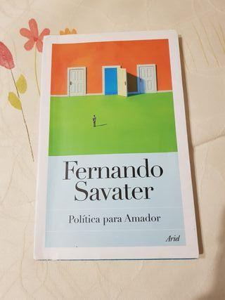 Libro Politica para amador