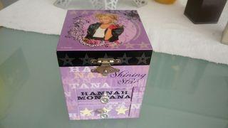 caja de musica hanna montana