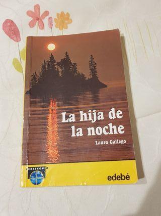 Libro de la hija de la noche