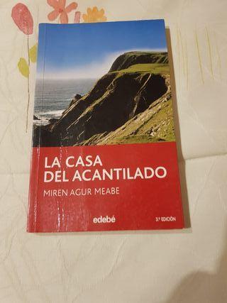 Libro la casa del alcantilado