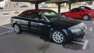 Audi A4 2004 cabrio 1.8T