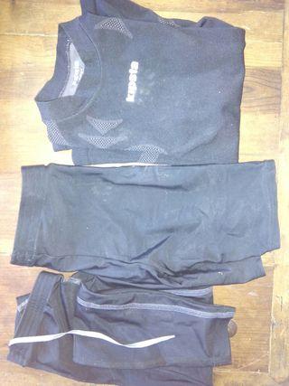 ropa termica niño 8 años
