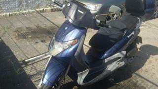moto de 200 c