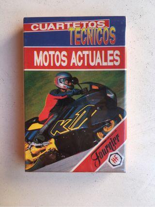 Cartas motos 93 Fournier