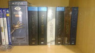 juego de tronos blu ray 6 temporadas completas