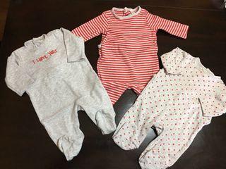 Pijamas 3 meses