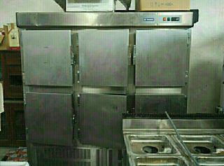Cámara frigorifica de hosteleria