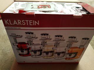 robot de cocina batidora klarstein nuevo