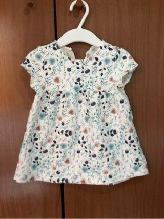 Vestido niña zara 9-12