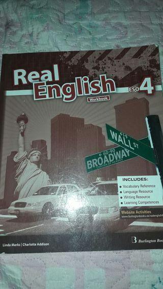 workbook English 4 ESO