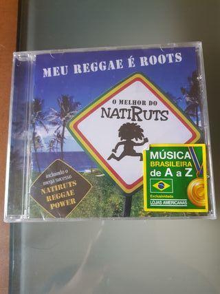 disco de música brasileña