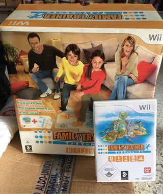 FAMILY TRAINER para WII/WII U