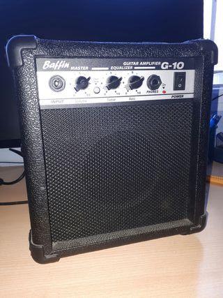 Amplificador guitarra Baffin 10-G