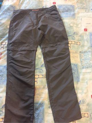 Pantalón desmontable icepeak