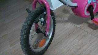 Bicicleta infantil 2-5 Años