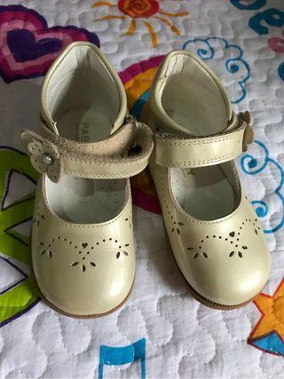 Zapato bebe niña 22 pablosky