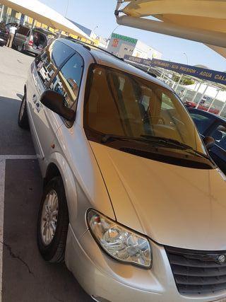 crisler voyaguer 2004 automática