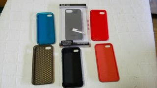 Fundas iPhone 5s + protector