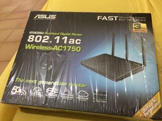 Router ASUS RT- AC66U