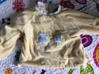 Pijama bebe 18 meses invierno