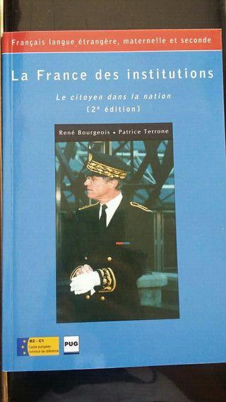 La France des Institutions Uned B2
