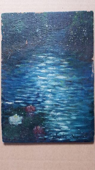 cuadro impresionista siglo XIX