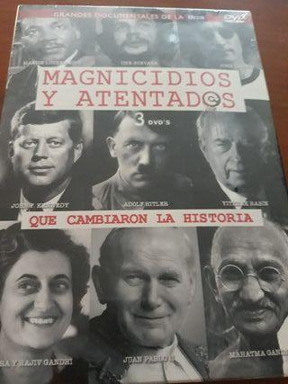 Magnicidios y atentados que cambiaron la historia