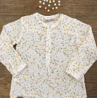 Camisa Tul y Pompon talla 24m