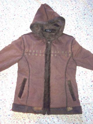 abrigo niña 10/12 años