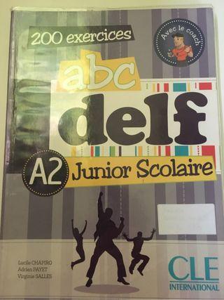 Libro Francés ABC DELF A2 JS