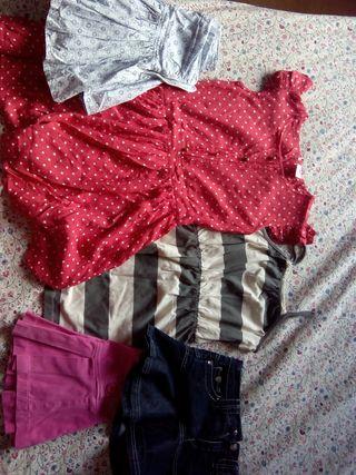 Ropa vestidos y faldas verano niña 10/12 años