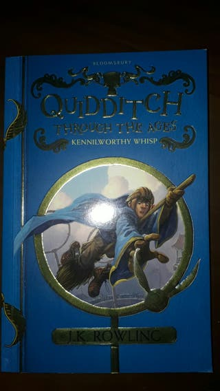 Harry Potter -Quidditch through the ages