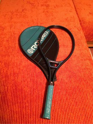 Raqueta de tenis sin cuerda