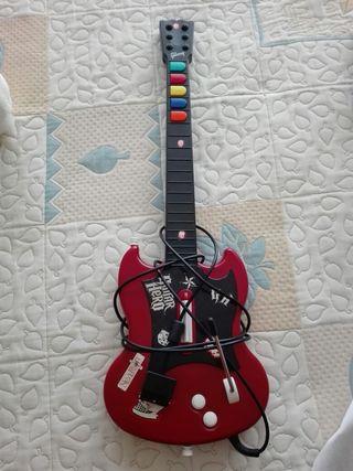 guitar Hero play2