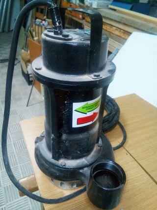 Bomba aguas limpias hasta 20 mtrs