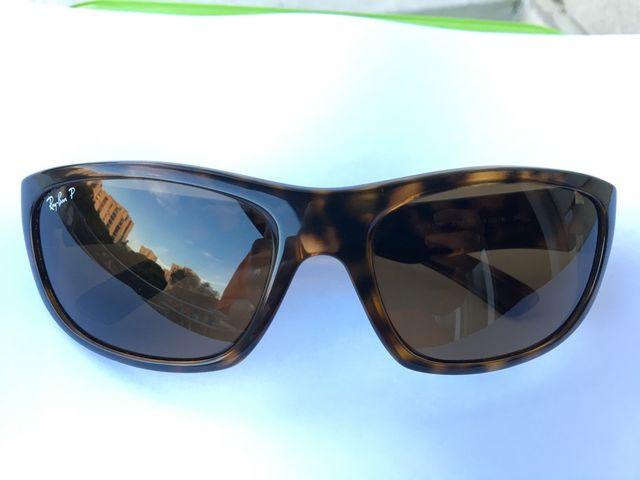 Gafas Ray-Ban Polarizadas de segunda mano por 60 € en Madrid en WALLAPOP c33f94433a