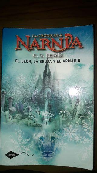 NARNIA - El león , la bruja y el armario.