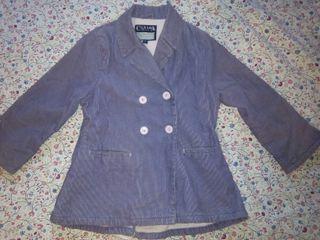 abrigo niña 6 años