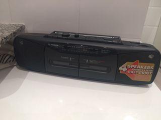 Radio cassette Thomson