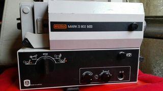 proyector antiguo Eumig Mark S 802 super single