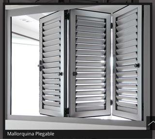 Mallorquinas de aluminio