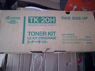 toner impresora Kyocera TK20H