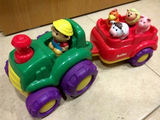 Tractor Musical Nenittos