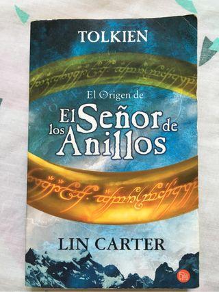 El origen de El Señor de los Anillos - Lin Carter