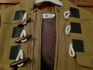 abrigo talla 2 años