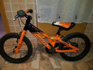 Bicicleta. monty