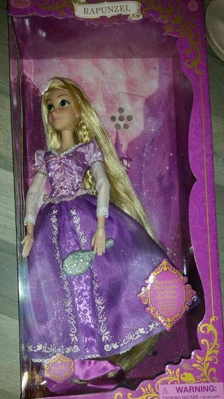 Disney rapunzel muñeca cantarina