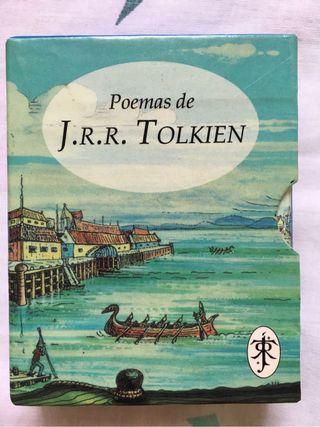 Poemas de J. R. R. Tolkien Ed. Minotauro