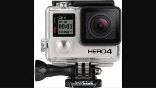 Cámara gopro hero 4 black